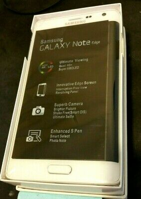 Samsung Galaxy Note Edge SM-N915 - 32GB - Frost White Unlocked