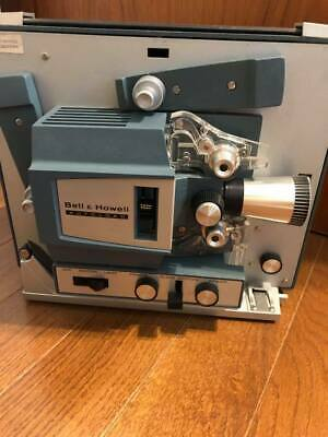 Bell & Howell 482A 8mm Movie Film Projector