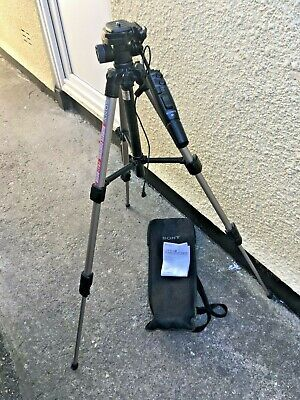 Sony VCT-D680RM Tripod With Remote Commander w/ Case