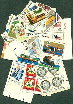 U.s. Discount Postage Lot Of 100 15¢ Stamps, Face $15.00 Selling For $11.25!