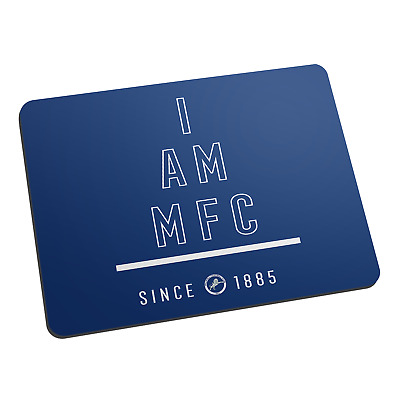 Millwall F.C - Personalised Mouse Mat (I AM)