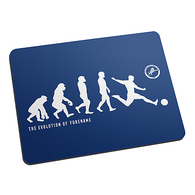Millwall F.C - Personalised Mouse Mat (EVOLUTION)