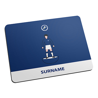 Millwall F.C - Personalised Mouse Mat (PLAYER FIGURE)