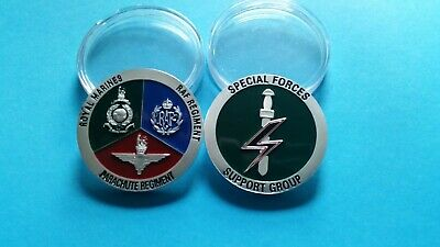 1 x SPECIAL FORCES BRAND NEW COIN UK BRITISH ARMED FORCES RAF GIFT WW1 WW2