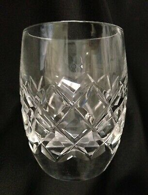True Vintage Signed WATERFORD CRYSTAL Alana Comeragh 2 oz Shot Glass`~ Excellent