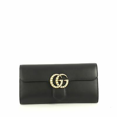 31c514243 NWT Gucci GG Marmont Chain Flap Bag Matelasse Velvet Purple Clutch  Crossbody. $875.00 Buy It Now 2d 16h. See Details. Gucci Pearly GG Marmont  Clutch Leather