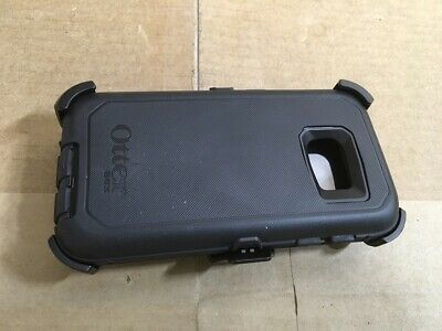 Otterbox Defender Protective Case w/Holster Samsung Galaxy S7 black 77-53317 NEW