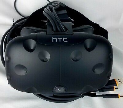 HTC Vive VR Headset Only - (Great!)