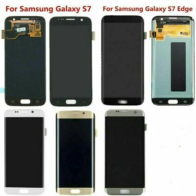 For Samsung Galaxy S7 G930 / S7 Edge G935 LCD Display Touch Screen Digitizer BT2