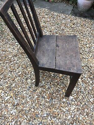 Very Old Chair Oak? Antique