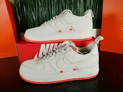 Nike Air Force 1 /'07 Canvas Men/'s Casual Shoe Desert Sand 579927 001