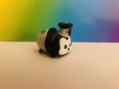 Steamboat Willie Disney Tsum Tsum Figure Set ~ Exclusive 90 Yrs of Mickey Mouse