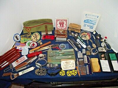 Vintage Junk Drawer Lot Estate Find