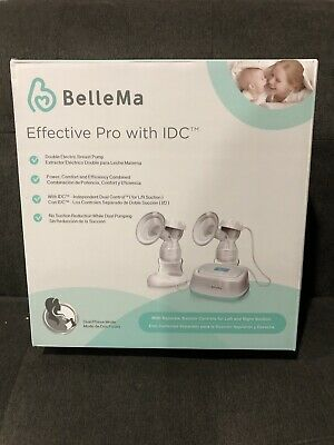 BelleMa Effective Pro Double Electric Breast Pump NEW And Sealed