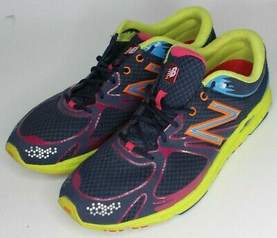 New Balance RC1400 Black/Lime Running Athletic Shoes WR1400NY Women's 10.5