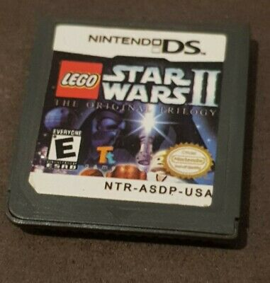 Nintendo DS Game Only Lego Star Wars II