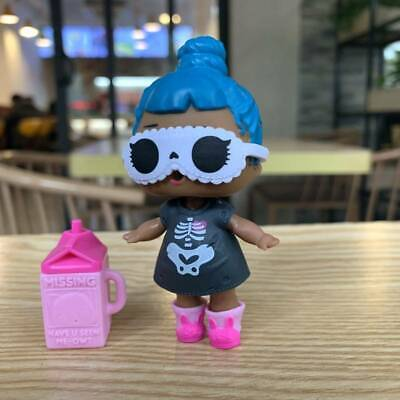 Authentic Lol surprise confetti pop Sleepy Bones DOLL series 3 Doll toy gifts