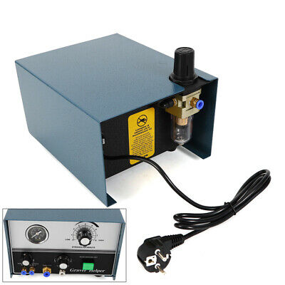Pneumatic Engraving Machine Jewelry Engraver Double Ended DE