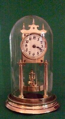 Kienzle 400 Day Torsion Anniversary Clock From About 1906