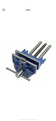 7in Irwin Record Woodworking Vice Bench Clamp With Front Dog 52pd