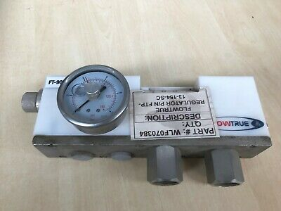 AESSEAL FLOWTRUE Regulator, FT-9074, FTP-13-154SC