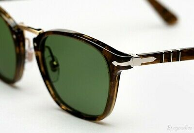 a6c05b38d7ac PERSOL Sunglasses TYPEWRITER EDITION 3110-S Tortise Polarized 51-22-145mm