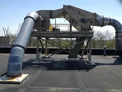 industrial dust collector system Kernic