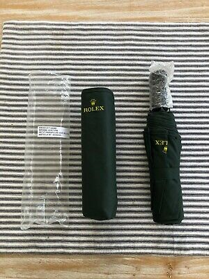 Rolex Authentic Umbrella with Sleeve - BRAND NEW