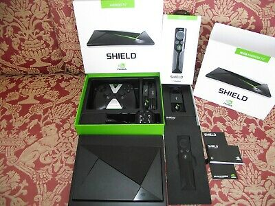 NVIDIA Shield TV 16GB 4K HDR Android Streaming Media Player & Gaming Console