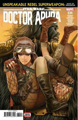 Star Wars Doctor Aphra #34 First Print New Release WEEK 17/07/2019