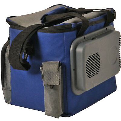 15L Insulated Electric 12v DC Cool Bag Car Camping Picnic Cooler Box Travel