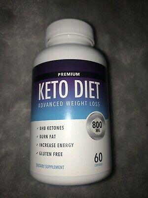 Pure Keto Fit Advanced Weightloss Supplements Carb Blocker Ketosis 60 Capsules