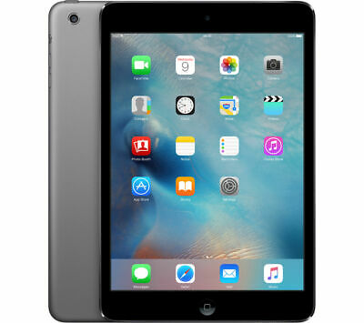 GRADE- A APPLE iPAD MINI 1 16GB / WIFI ONLY / 7.9in SILVER / 6 MONTHS WARRANTY