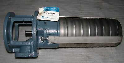 multiple stage coolant pump head ebara vtp 2 unused machine tool use