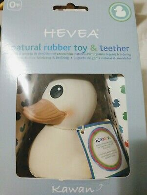 Hevea Natural Rubber Toy & Teether Set