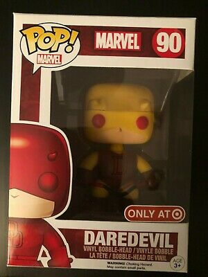 Daredevil (Yellow) Funko Pop