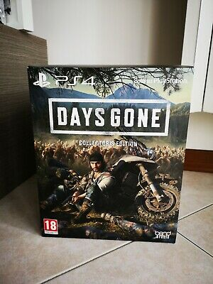 Days Gone - Collector's Edition PS4 Pal Ita