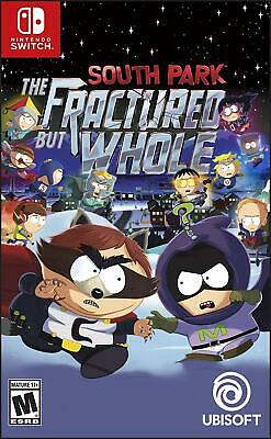 South Park: The Fractured but Whole (Nintendo Switch) Brand NEW !!