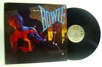 DAVID BOWIE lets dance LP EX+/VG+, AML 3029, vinyl, album, with lyric inner, uk,