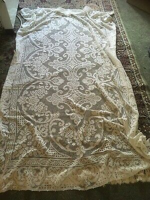 Lace Bed Cover