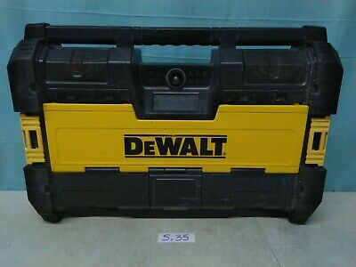 DEWALT DWST08810 ToughSystem Bluetooth Radio (Shelf 35)(J)