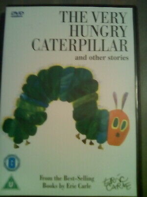 The Very Hungry Caterpillar and Other Stories DVD (2006) Roger McGough