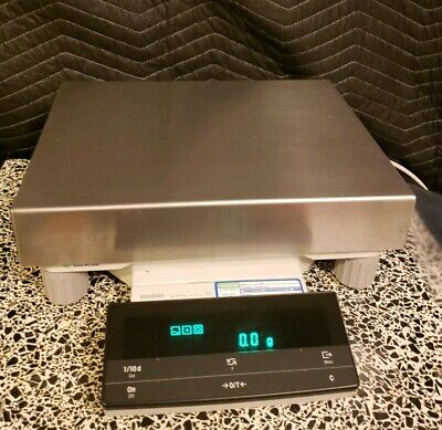 Mettler Toledo SG32001 Platform Balance d=0.1g Max=32100.0g Scale Working Great.