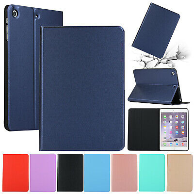 For iPad Mini 5th 2019 Case 4 3 2 1 Luxury Smart Leather Folio Stand Slim Cover