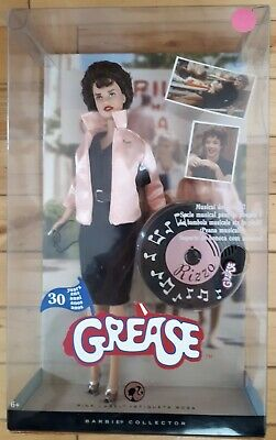 """Barbie as """"Rizzo"""" Grease 30th Anniversary Doll - Pink Label - NEW - NRFB"""