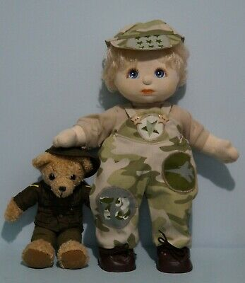 My Child Doll Air Force Suit - Overalls - Cap - T Shirt  No Doll