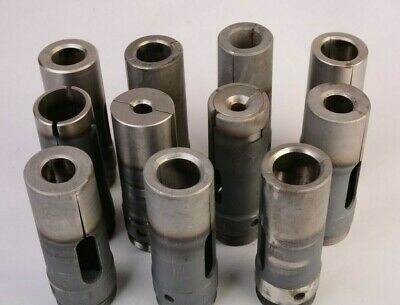 Hardinge B42 Index Feed Fingers Lot of 11 pcs - 2 Master Feed Finger B7