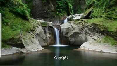 Photo, wallpaper digital picture free worldwide email delivery -  Watertfall