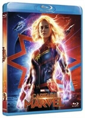 Captain Marvel (Blu-Ray Disc)