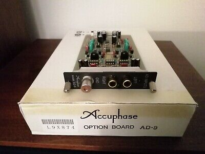 Accuphase AD-9 Scheda Phono Board